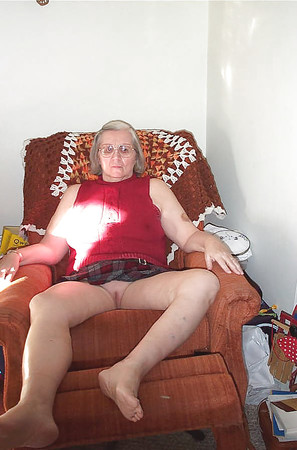 Granny Alice Nude