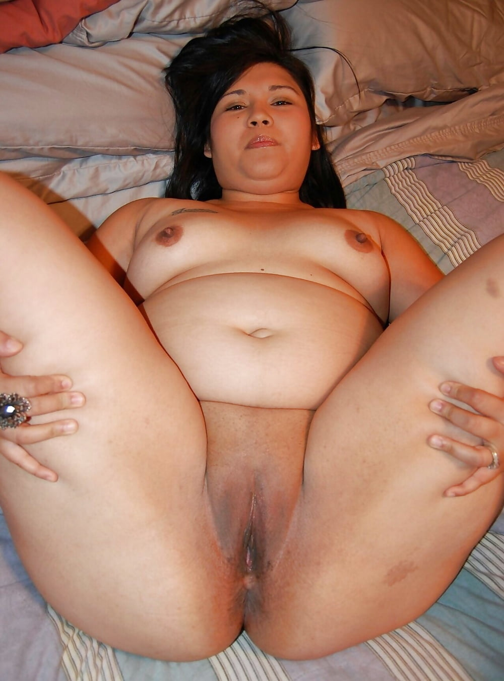 Indonesian chubby pussy