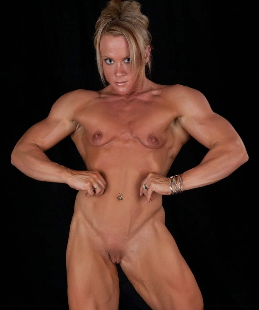 Female dirty muscle nude