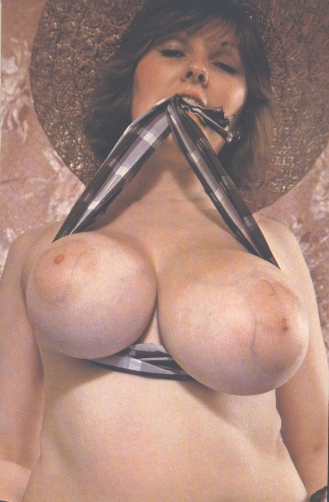 Vintage boobs tube-6313