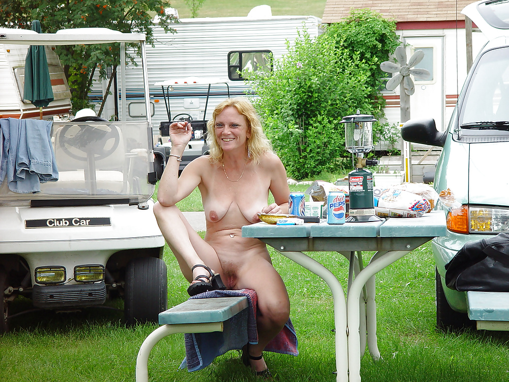 Milf in camping trailer masterbating stories erotic
