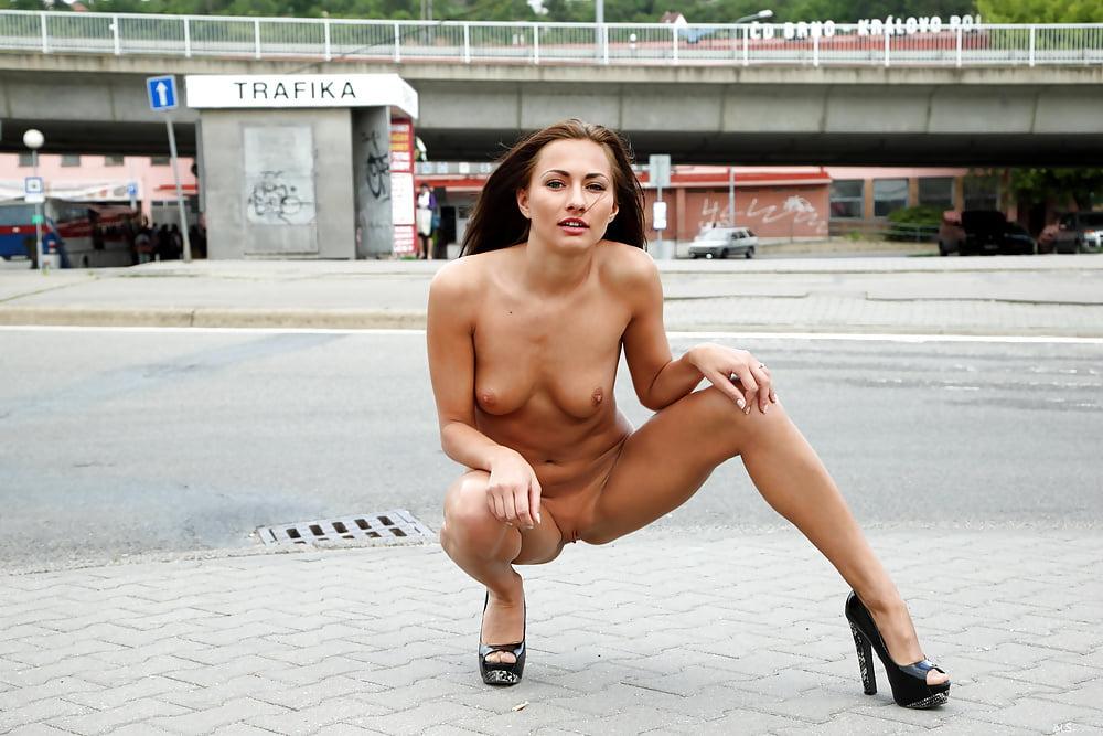 Czech babe fuck audition
