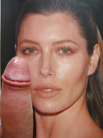 facial cumshot Jessica bie