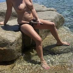 Strapon Beach