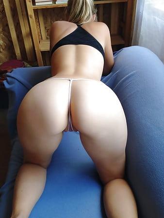 bikini Wife in string