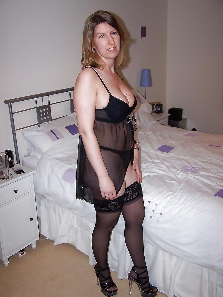 British Amateur Milf Big Tits