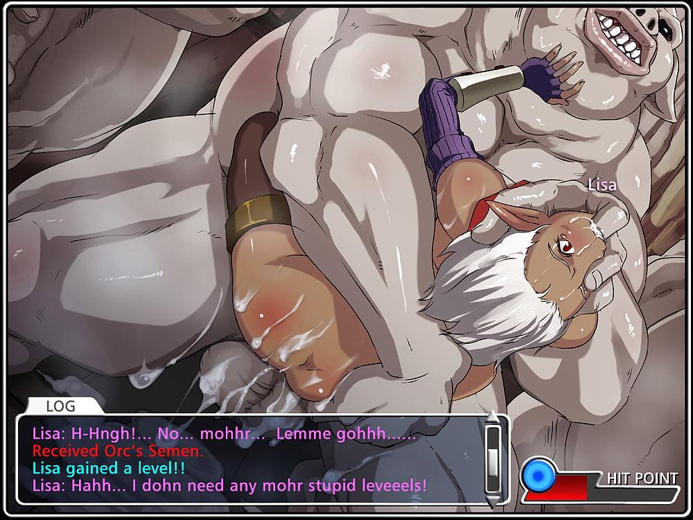 Fantasy porn games