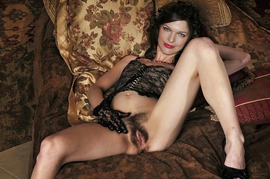 Sex millajovovich porn wife bikini curvy