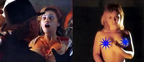 Monica keena nude in freddy vs jason bluray