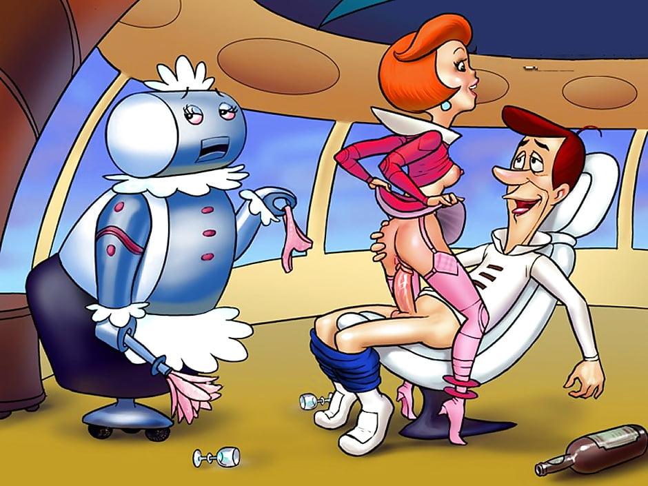 Judy jetson cartoon sex sex porn images