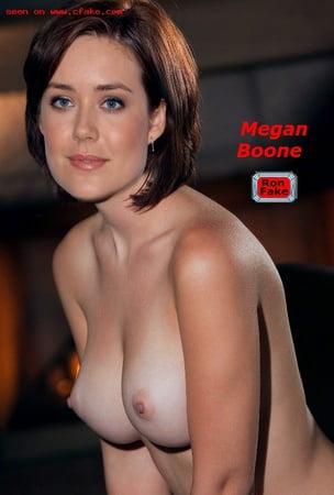 Megan Boone Naked