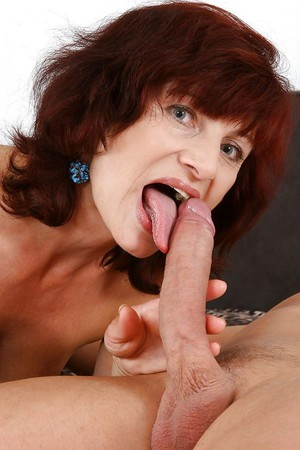 Mature women loved younger men 18.