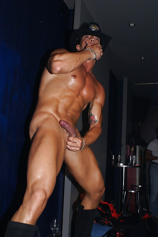 Nude gay male strip clubs