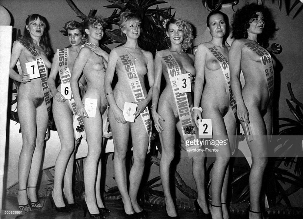 Stunning pageant photographs show the first ever miss americas and bathing beauties