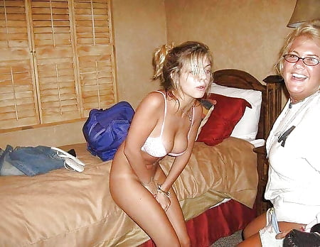 Naked mom daughter How would