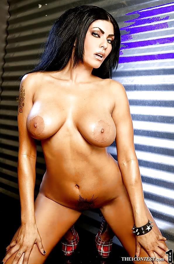 Melina perez, wrestler