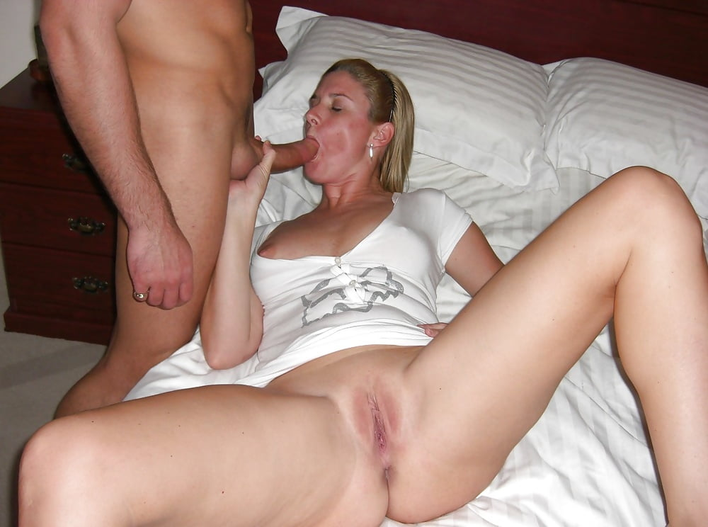 Hot amateur milf fuck homemade
