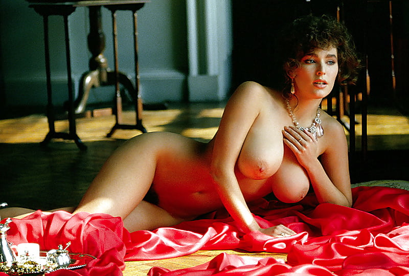 Actress and centerfold model marina baker is a work of art in this nude spread