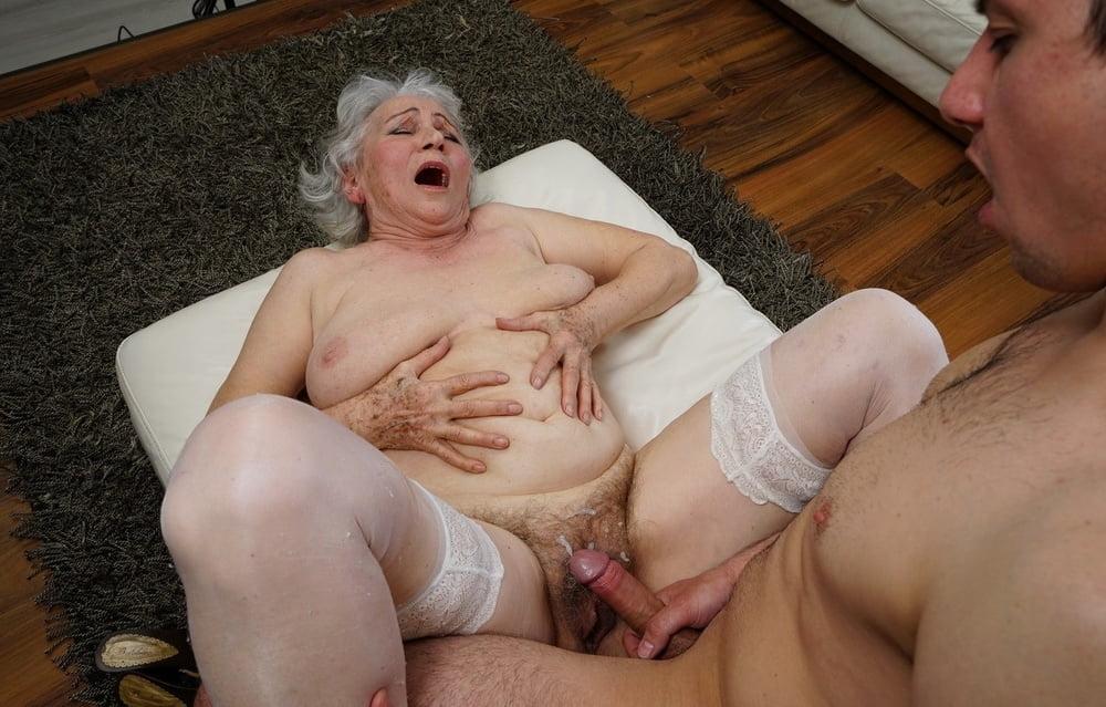 Lesbian Granny Fantasy Sex Pics