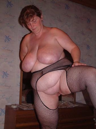 Chubby Saggy Tits