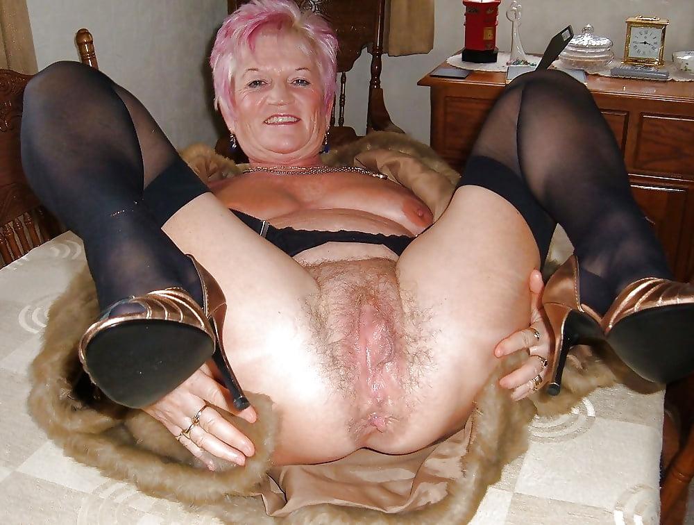 Very sexy granny