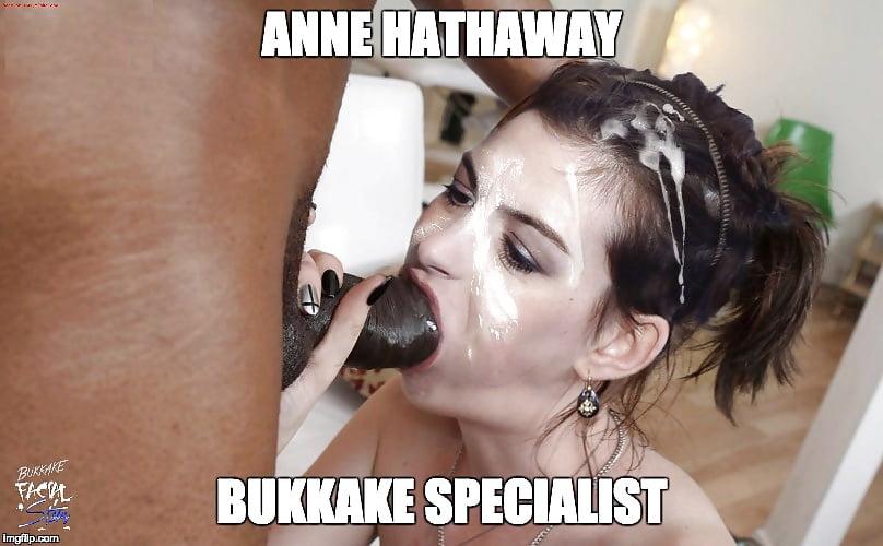 Anne Hathaway Captions - 5 Pics - Xhamstercom-7302