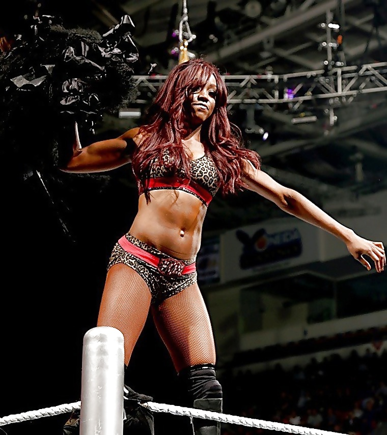 Wwe diva alicia fox naked — img 3