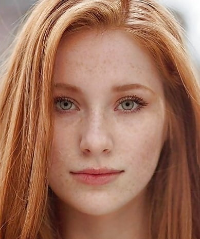 Facezination - freckles beauty - 24 Pics