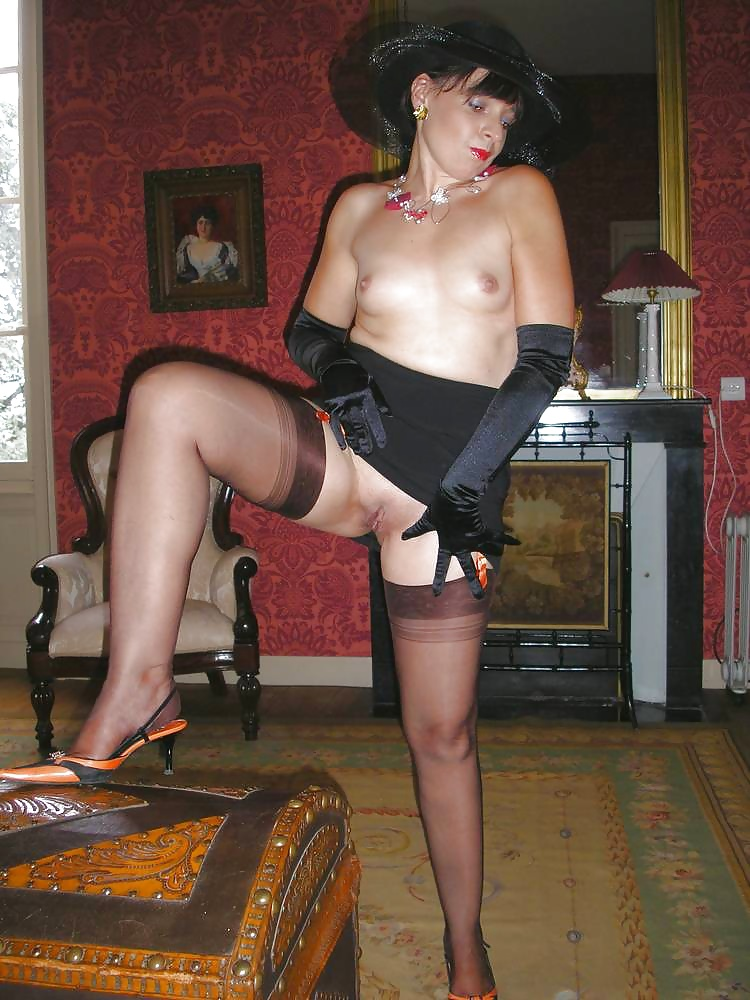 French mature porn pic