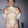 Sagging breasts granny women excite me 10