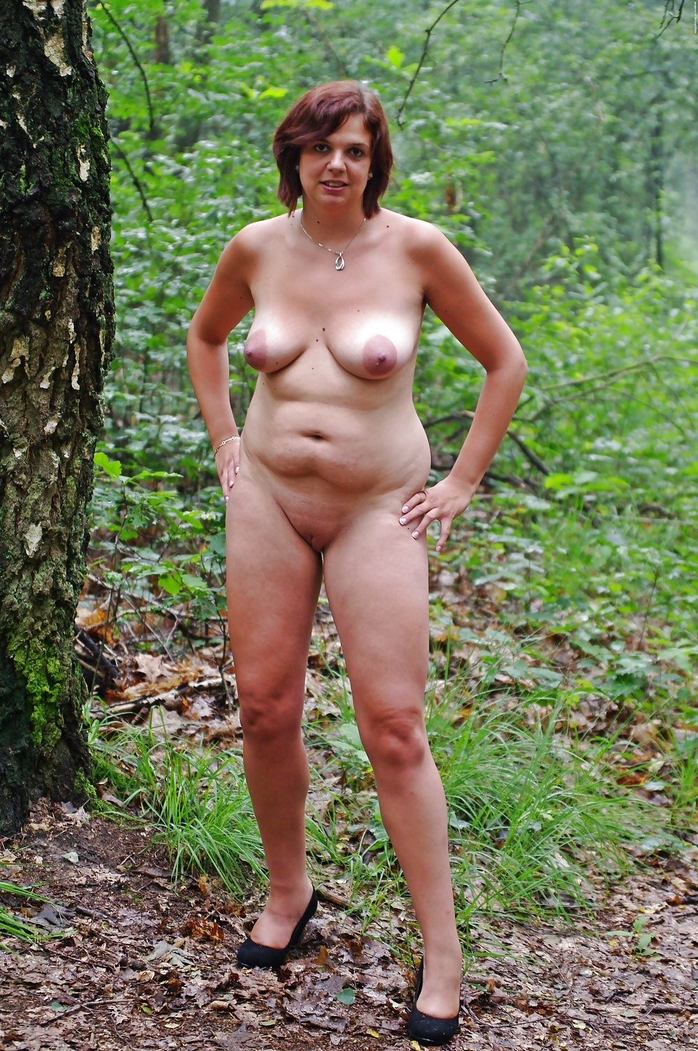 Boobs Woman Full Frontal Nude In Public Images