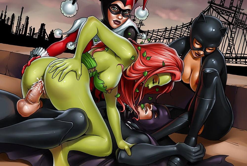 Batman hardcore sex