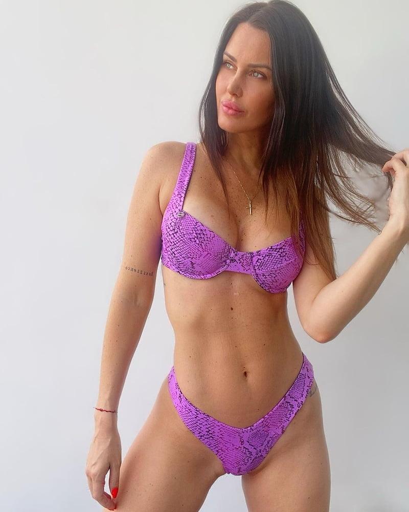 Nackt Natalie Weber  Melissa Ordway