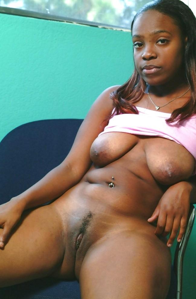 Amatuer black teen