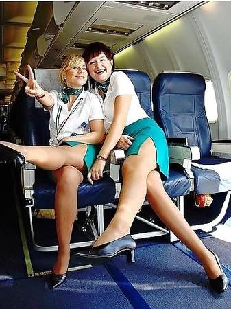 Virgin air hostess slut sex photo