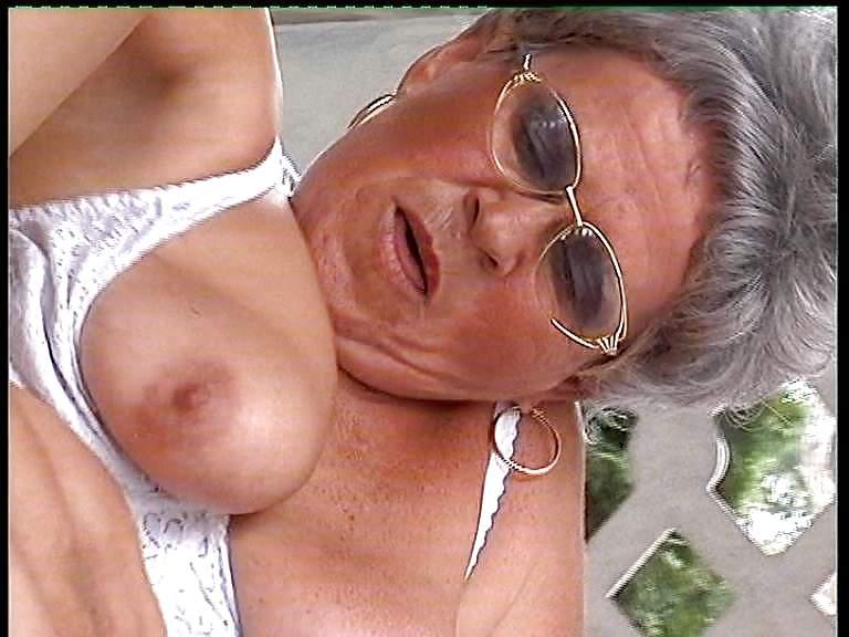 Grey granny pics