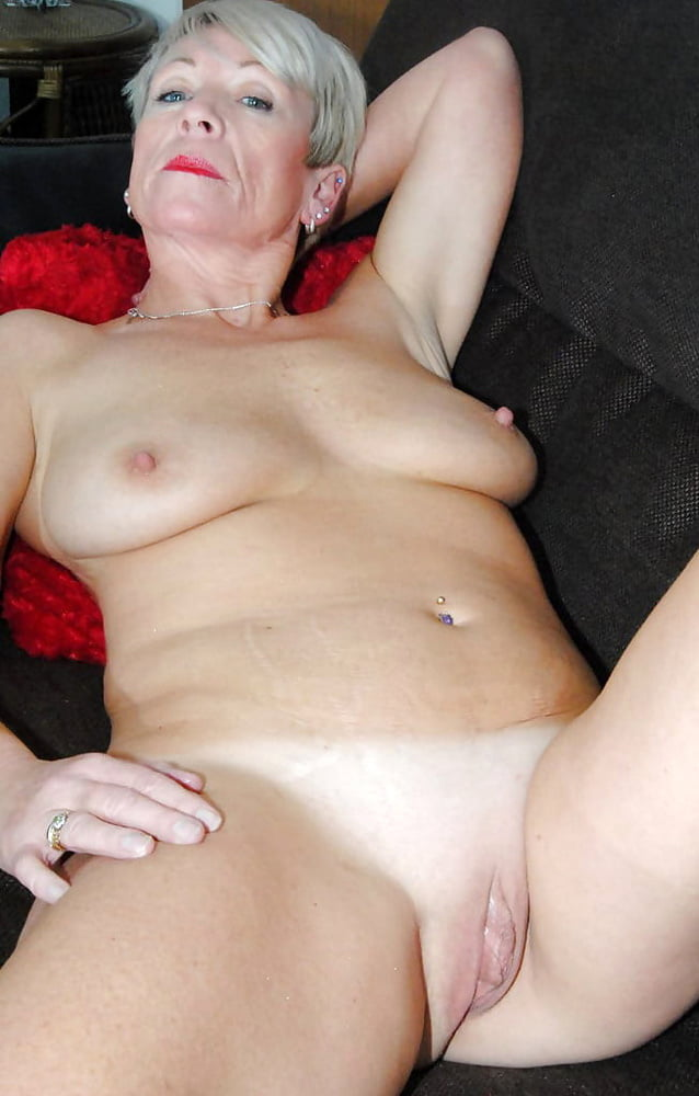 Granny shaved pictures