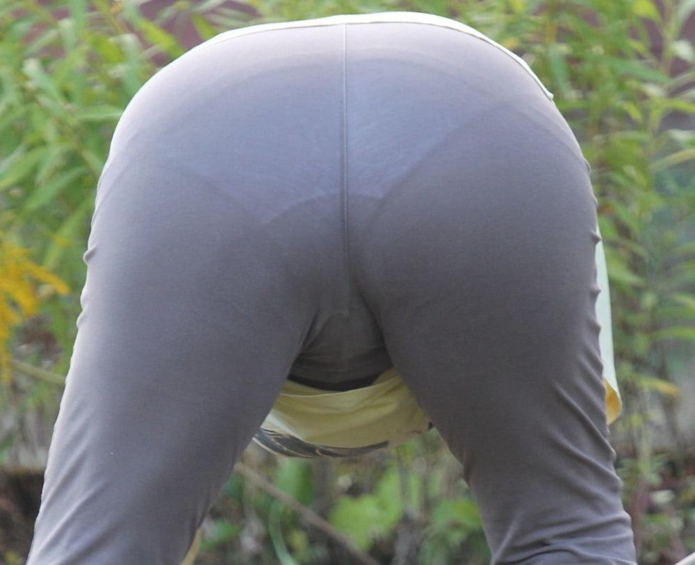 Perfect granny ass - 16 Pics