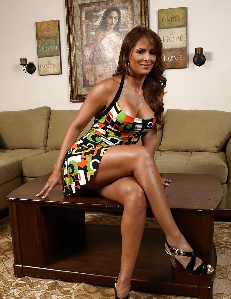 Monique fuentes sexy dress — photo 12