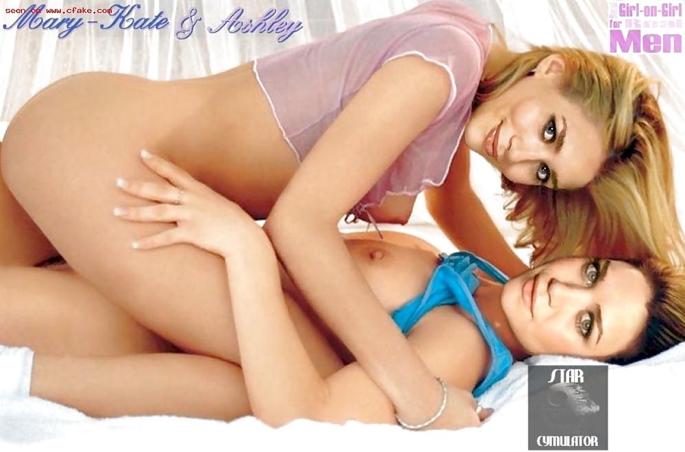 Olsen Twins Naked Celebrity Pics