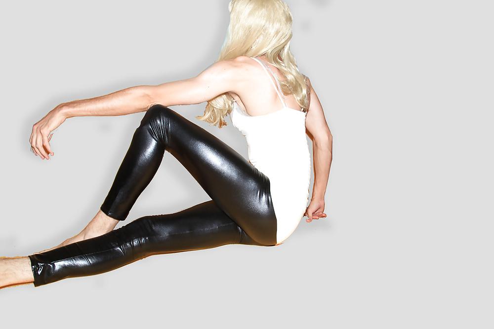 Legging Latex