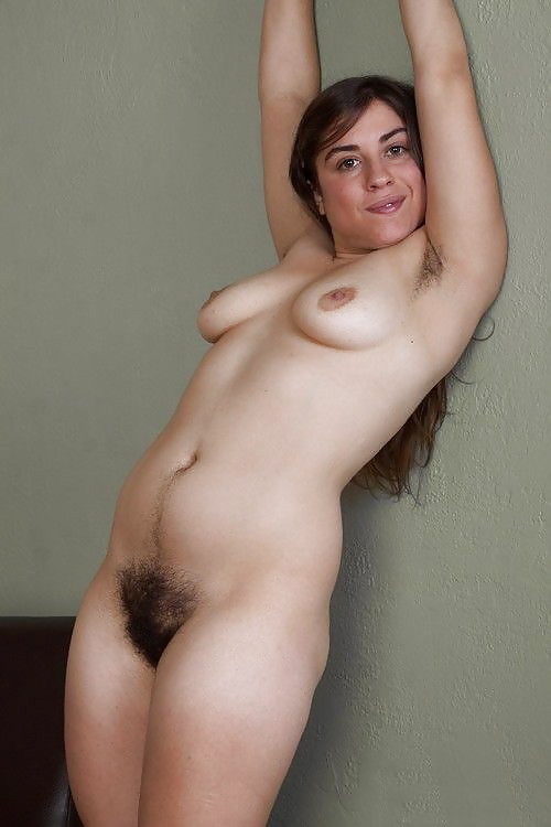 women older Hairy nude