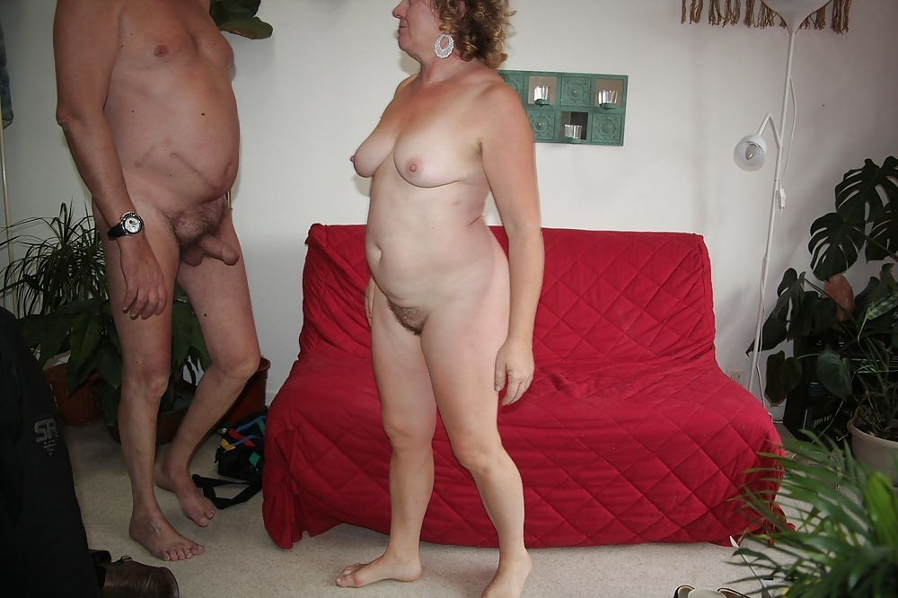 Chubby Grandmothers Naked