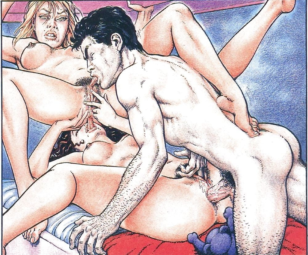 Самые красивые рисунки порно