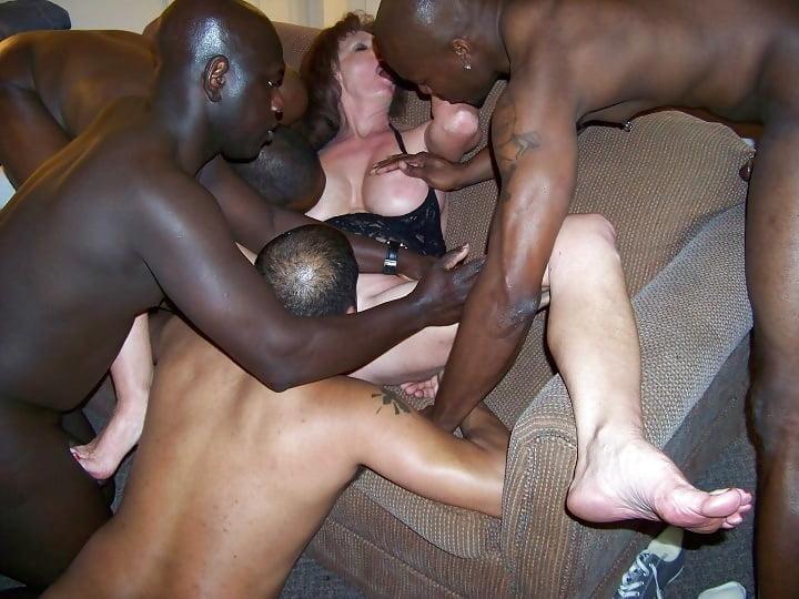 Train wife to love black dick