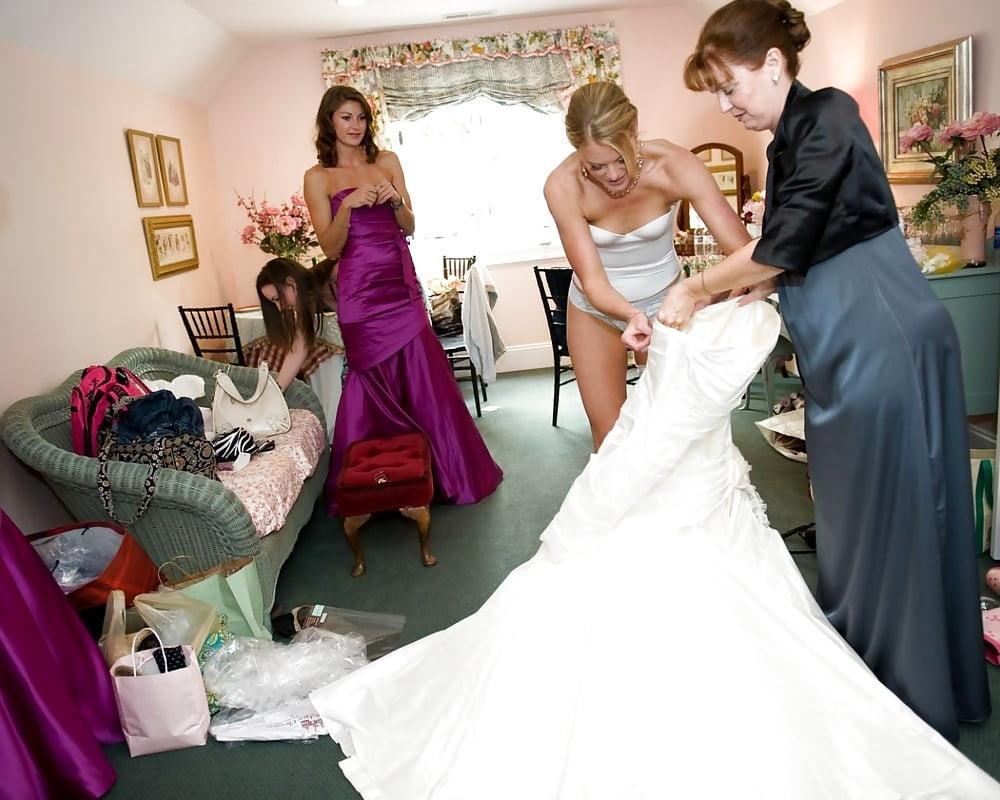 Groom Fucks Bridesmaids Before Wedding