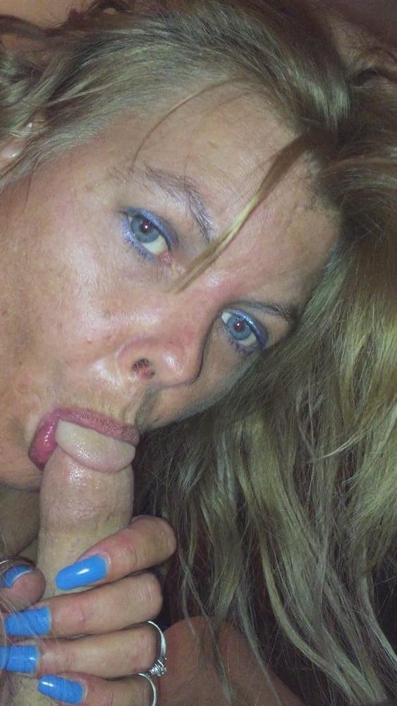 Blonde dirty slutty milf Mary
