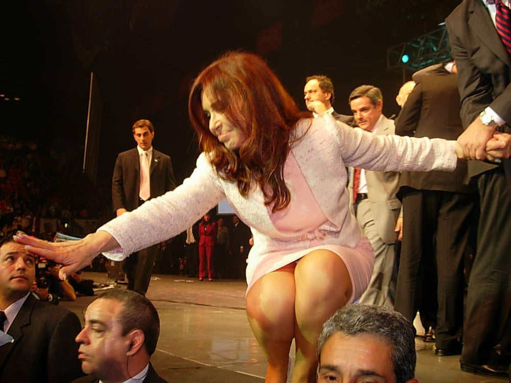 Argentinian Politician Cristina Fernandez de Kirchner - 48 Pics