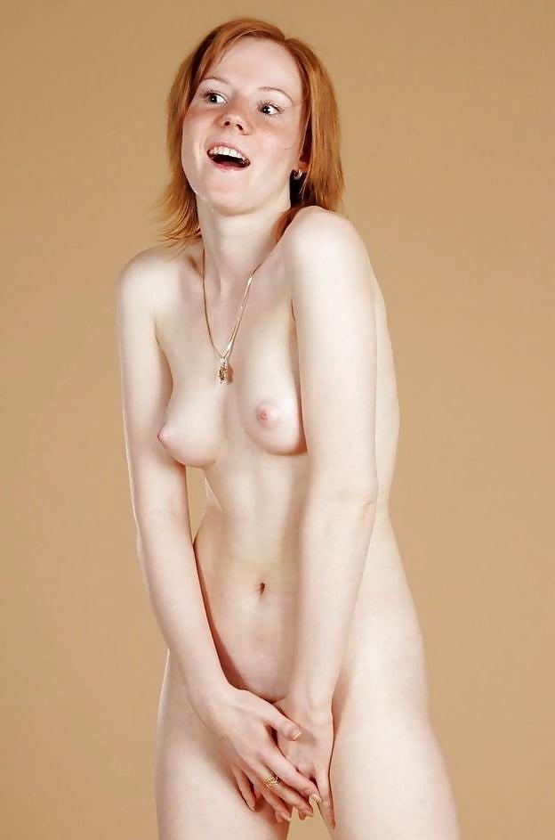 Nude redhead tiny 4