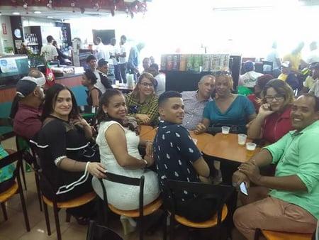 madura dominicana culona
